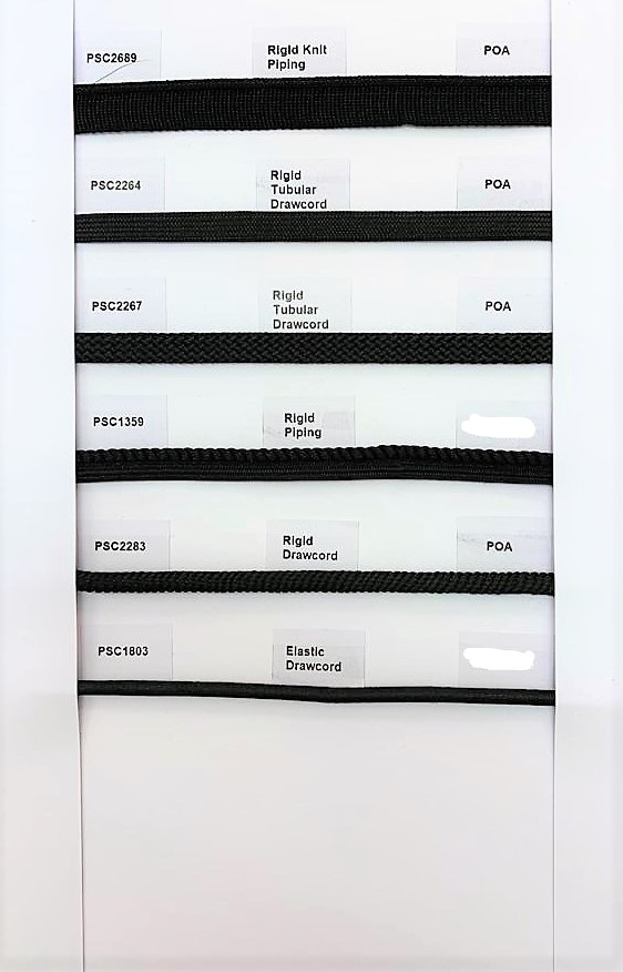 Check out our Products page for more information on our Drawcords and tips