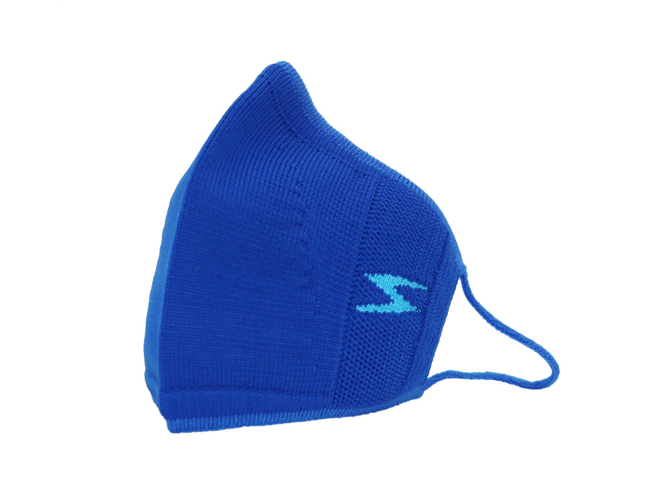 Pro-Mask reusable Kids Face Mask starter kit (Blue)