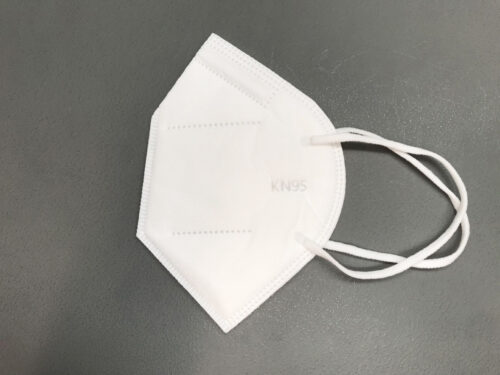 Pro-Mask Paper Mask KN95 (FFP2) - single