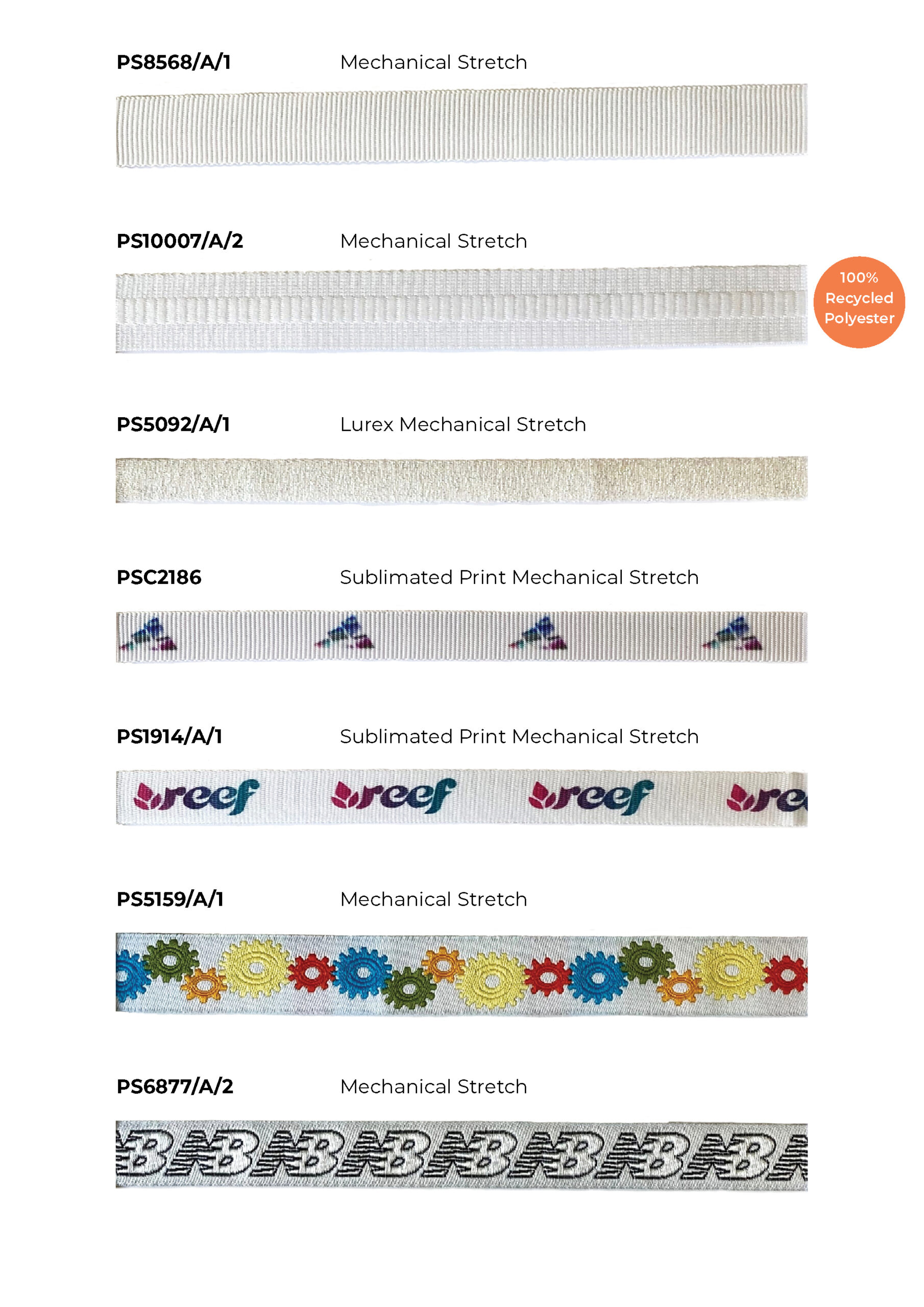 Check out our products page for more information on our trims